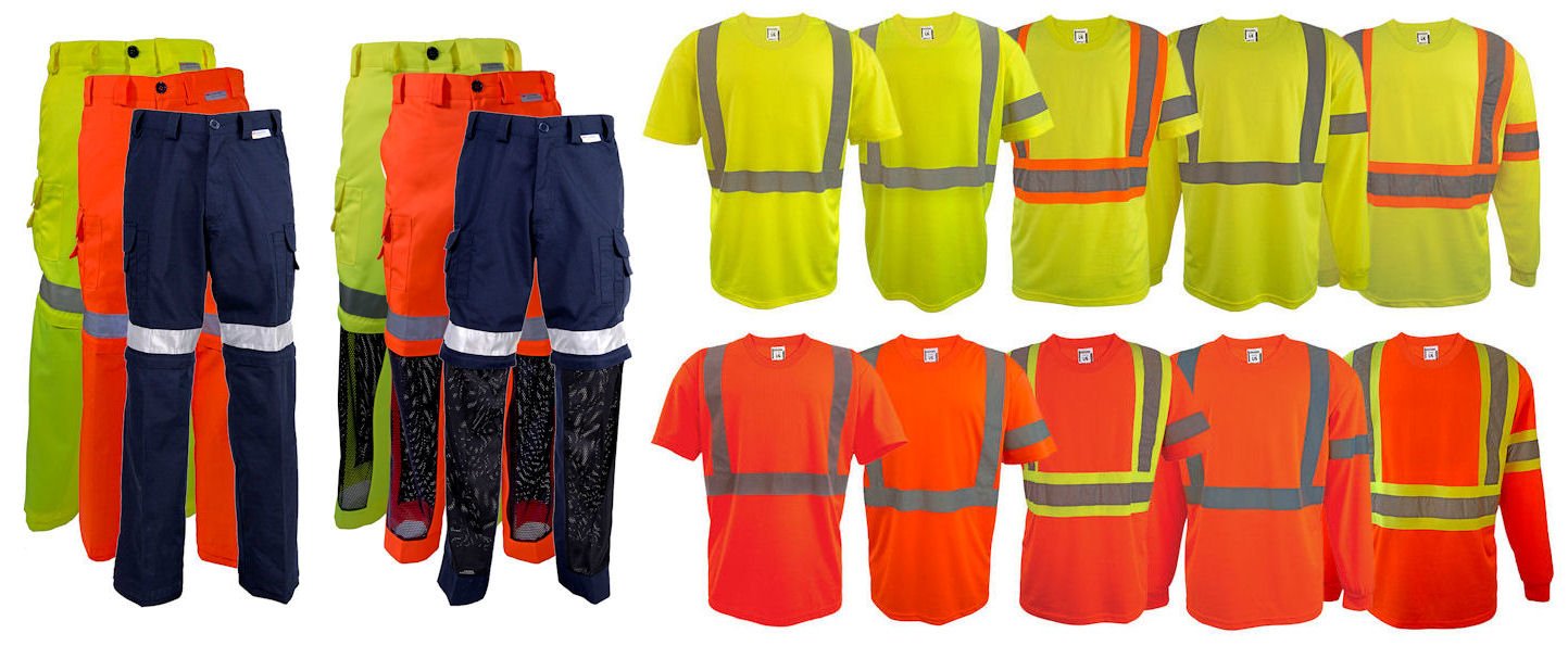 Coolworks Workwear - Ventilated Pants