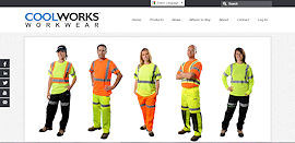 Visit Coolworks Workwear